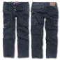 Preview: Erik and Sons Cargohose SONS schwarz