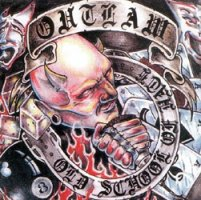 Outlaw, Old school of hate, CD