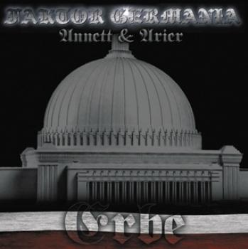 Faktor Germania - Erbe, CD
