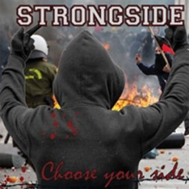 Strongside - Choose your side, CD