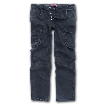 Erik and Sons Cargohose SONS schwarz