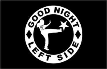 Fahne - Good nigth left side