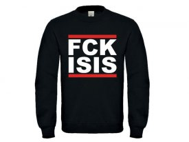 Pullover - Fuck Isis