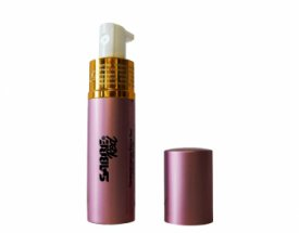 Pfefferspray Sabre Red in Lippenstift-Optik