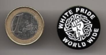 White Pride , World Wide - Pin