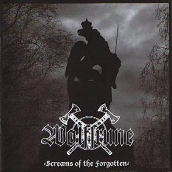 Wolfsrune - Screams of the forgotten