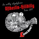 Lunikoff Ostberlin-Hillbilly - Live CD Digipack